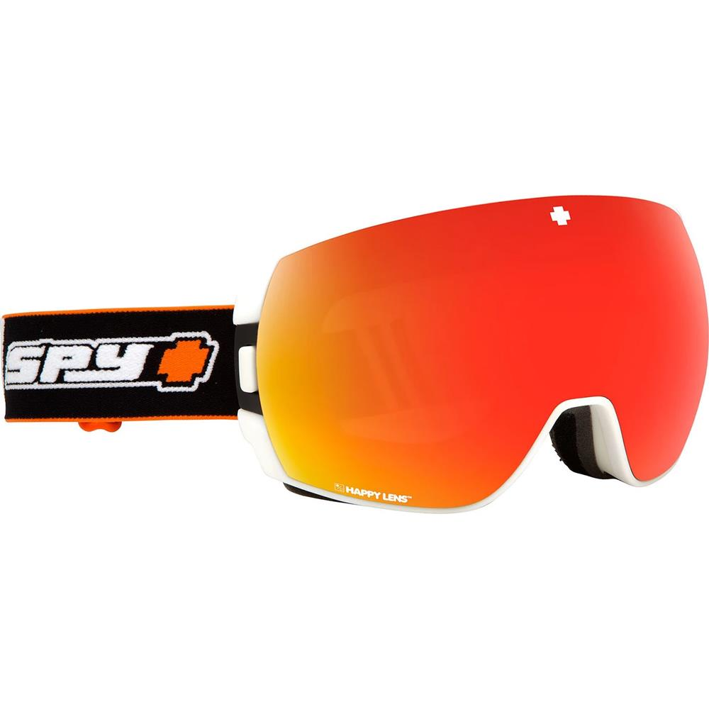 313483227627, Legacy Old School White with red spectra, winter 2020, Spy, Goggles.