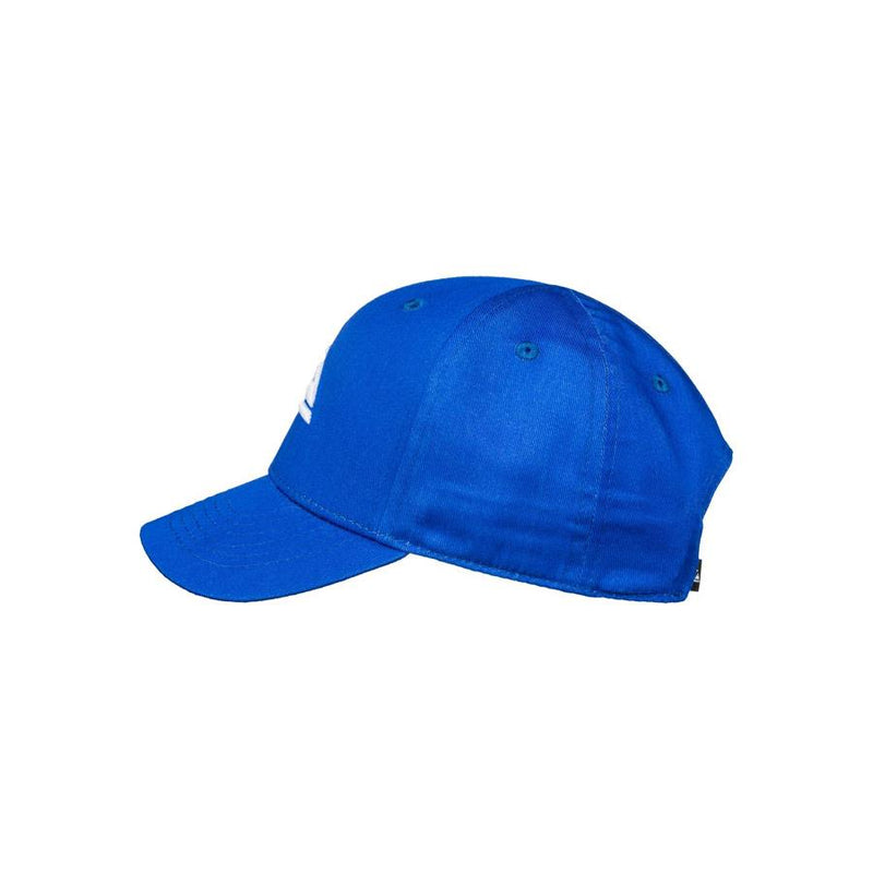 quicksilver decades snapback hat side view toddlers hat blue aqiha0306-bpc0