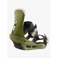 10544106305, camp on green, burton, mens freestyle bindings, mens ratchet strap bindings, winter 2020