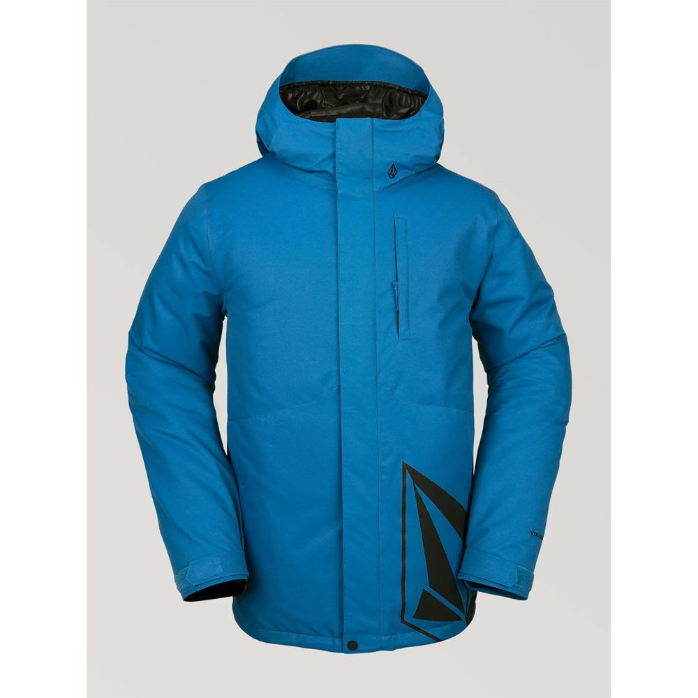 G0452010-BLU, BLUE, Volcom, 17 Forty Insulated Jacket, Mens Outerwear, Mens Snowboard Jacket, Winter 2020