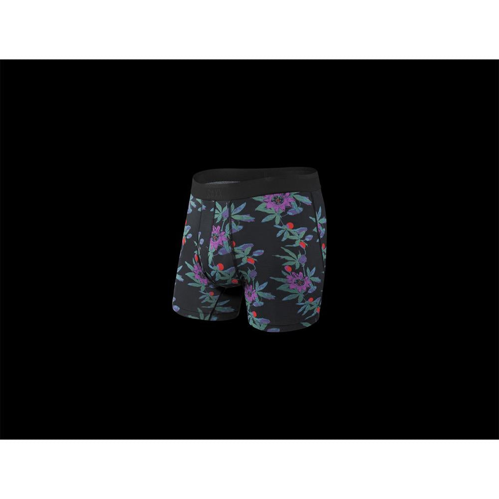 SAXX Platinum Boxer Brief Fly, Noir