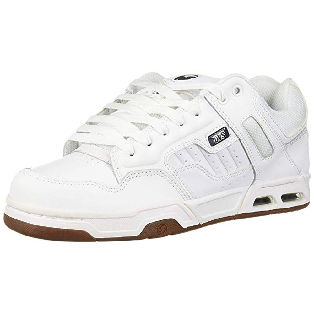 DVF0000056112- WHITE GUM NUBUCK, DVS, ENDURO HEIR, MENS SKATE SHOES, SPRING 2020