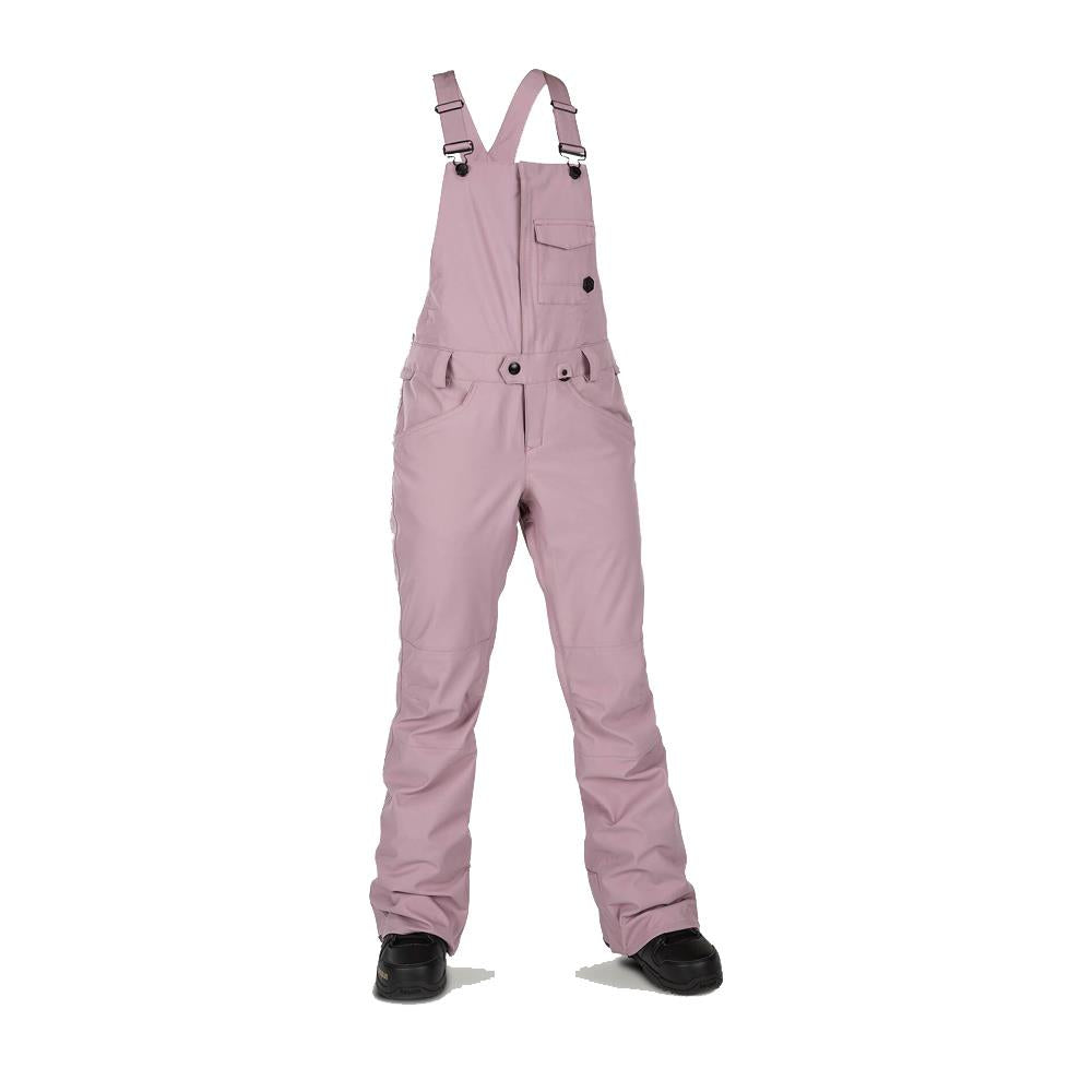 h1352003-puh Volcom Swift Bib Overall purple haze front view