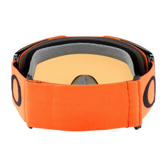 oo7099-04 Oakley Fall Line XL Snow Goggle neon orange black/snow persimmon back