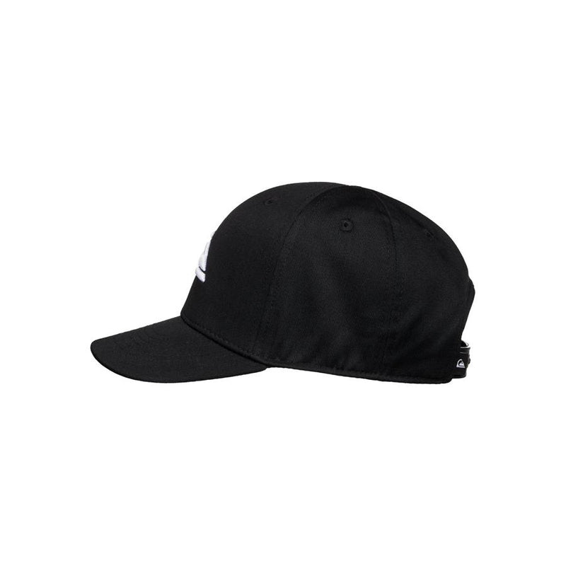 quicksilver decades snapback hat side view toddlers hat bacl aqiha0306-kvj0