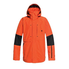 EDYTJ03077-NMN0, Orange, DC, Command Jacket, Mens Snowboard Jackets, Mens Outerwear, Winter 2020,