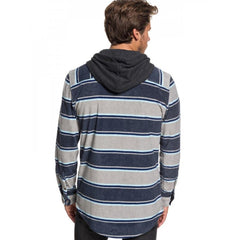 Quiksilver Surf Days Long Sleeve Hooded Shirt