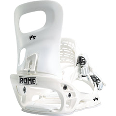 20bn35080-wht Rome SDS Glade Womens Bindings white back