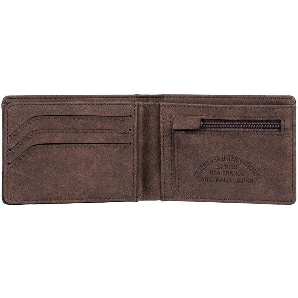 Quiksilver Nativecountry Bi Fold Wallet