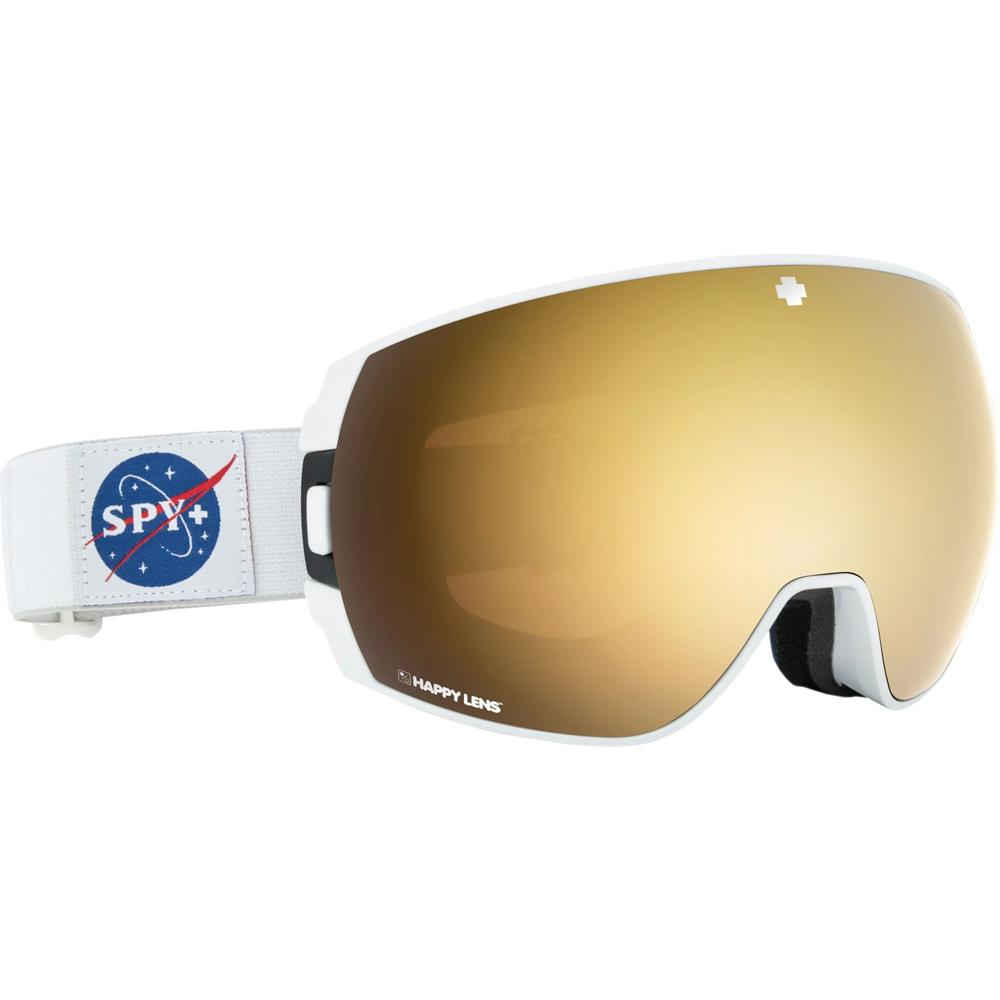31348386507, Legacy, Spy Space, Gold Lenses with White Frame, Winter 2020