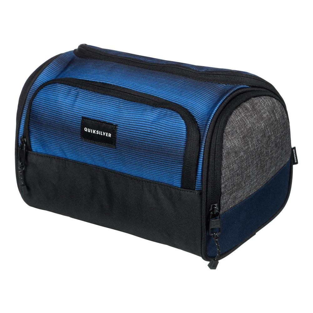 quicksilver Capsule Bag front view Luggage navy eqybl03125-bjyo