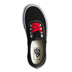 Kids Authentic Sketch Sidewall Skate Shoes