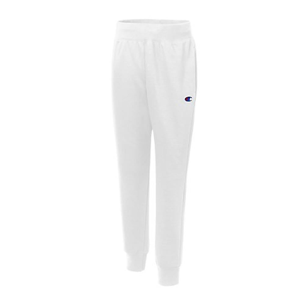 Champion Reverse Joggers, Sweatpants, White, GF01