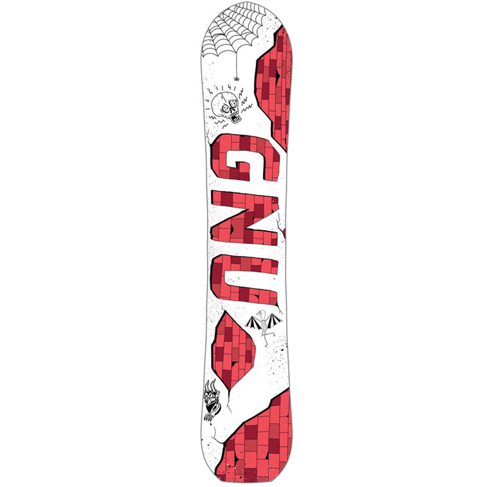 18sn003 dnu money c2e freestyle snowboard blue/red