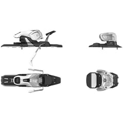 l4050780020 salomon n warden mnc 11 top and side veiw unisex bindings silver/black