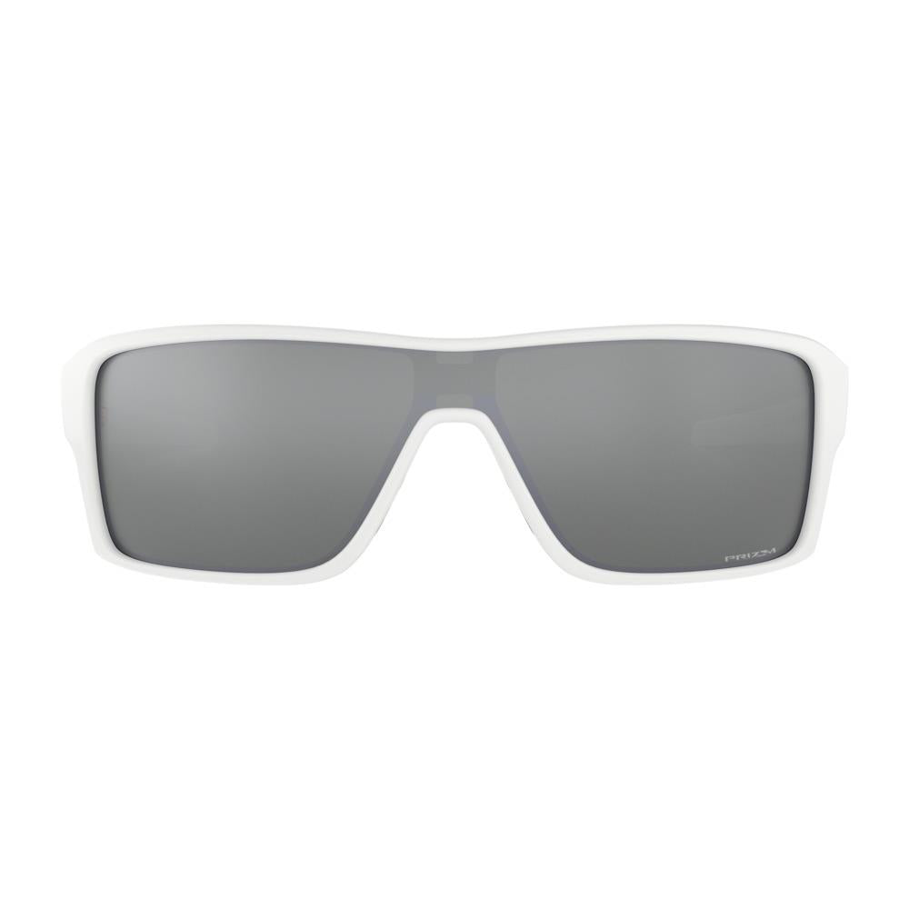 oakley ridgeline prizm front view mens lifestyle sunglasses black white