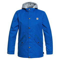 edbtj03025-prm0 DC Union Snow Jackets blue front