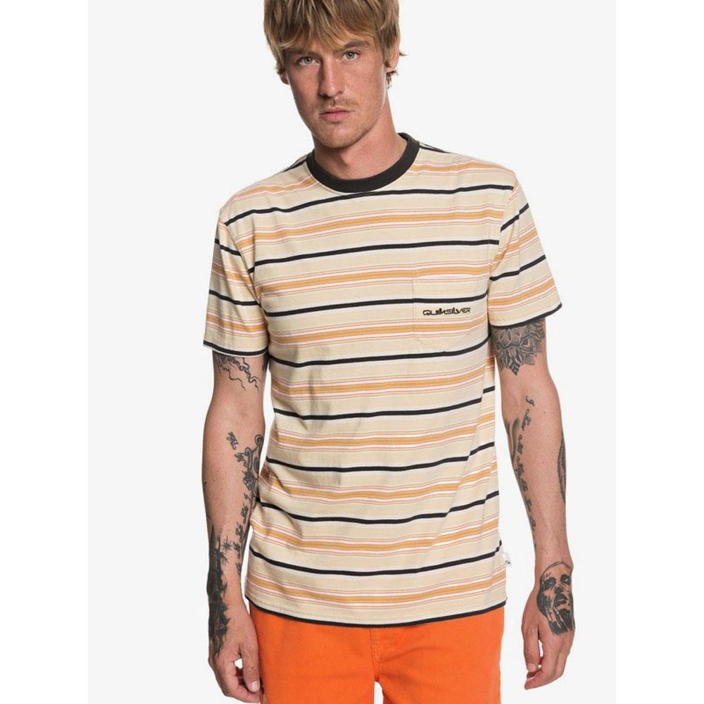 Quiksilver Originals Slide Out Pocket Tee