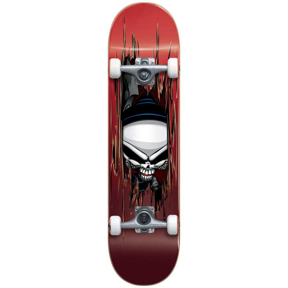 10511528-red, Blind, Complete Skateboard, Reaper Axe First Push Complete, 7.75