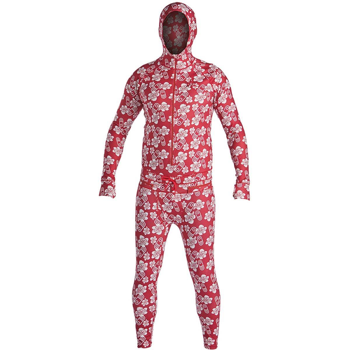 abmnj1-trybhm Airblaster Classic Ninja Suit terry bahama front
