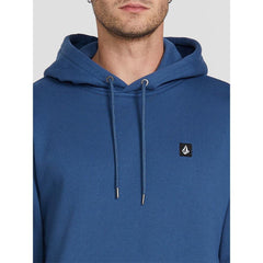 A4131902-SMB, SMOKEY BLUE, VOLCOM, SINGLE STONE PULLOVER HOODIE, MENS PULLOVER HOODIES, HOLIDAY 2019