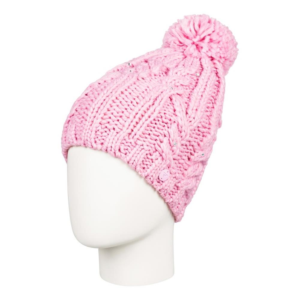 Prism Pink, MEQ0, Shooting Star beanie, Girls outerwear, Roxy, 7-14 years old,