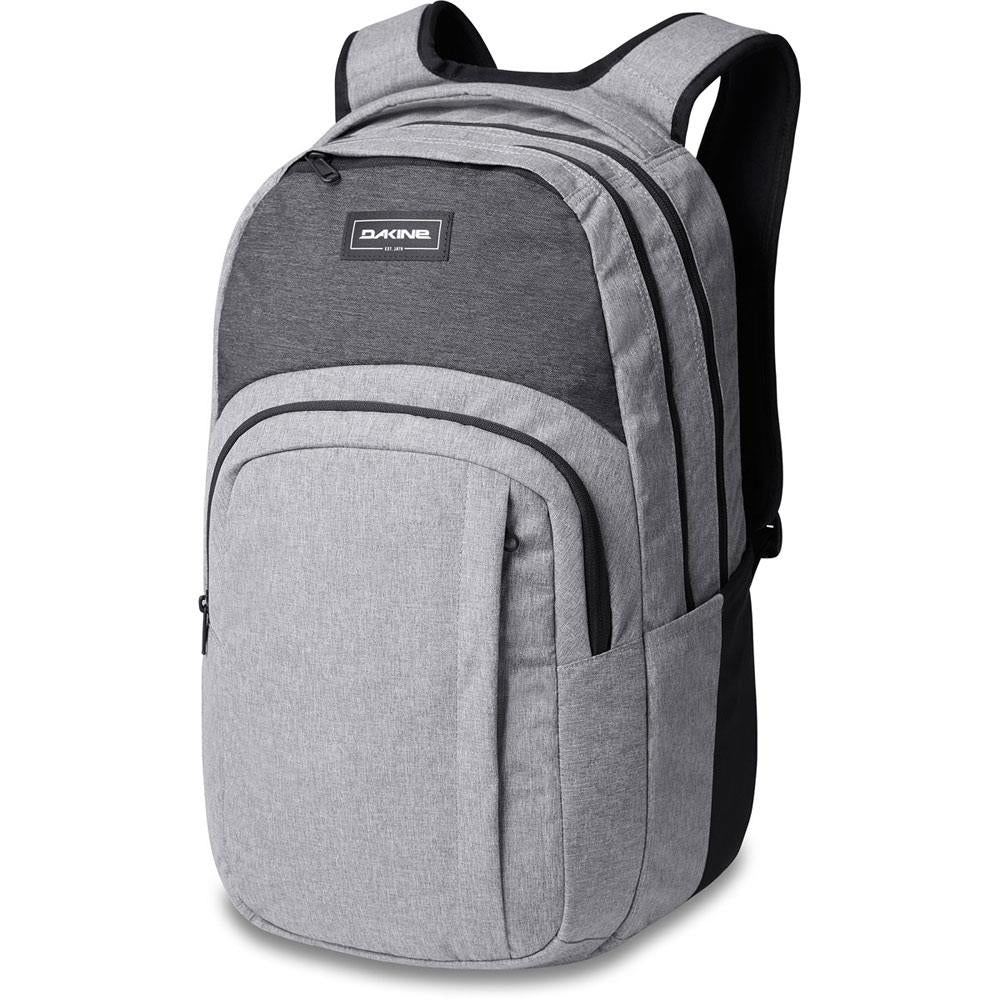 10002633-GREYSCALE, GREY, DAKINE, CAMPUS L 33L BACKPACK, SCHOOL BACKPACKS, FALL 2019