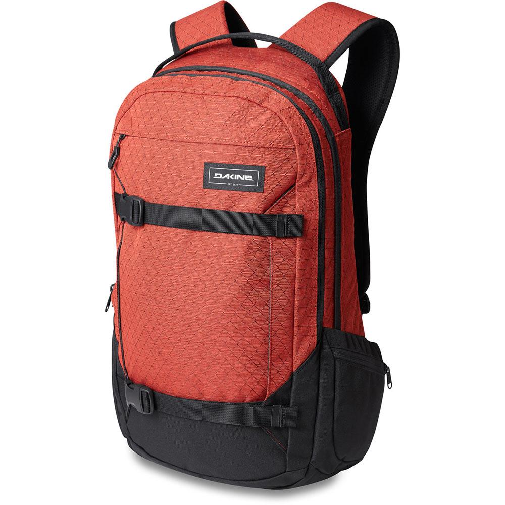 10002637-TANDORI SPICE, RED, DAKINE, MISSION 25L BACKPACK, SNOWBOARD BACKPACKS