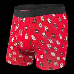 SAXX Platinum Boxer Brief Fly