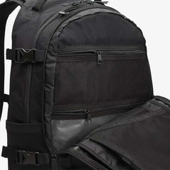 HU0016-010, Hurley, Wayfarer II Backpack, 30L, Street Backpacks, Black, outer pocket View