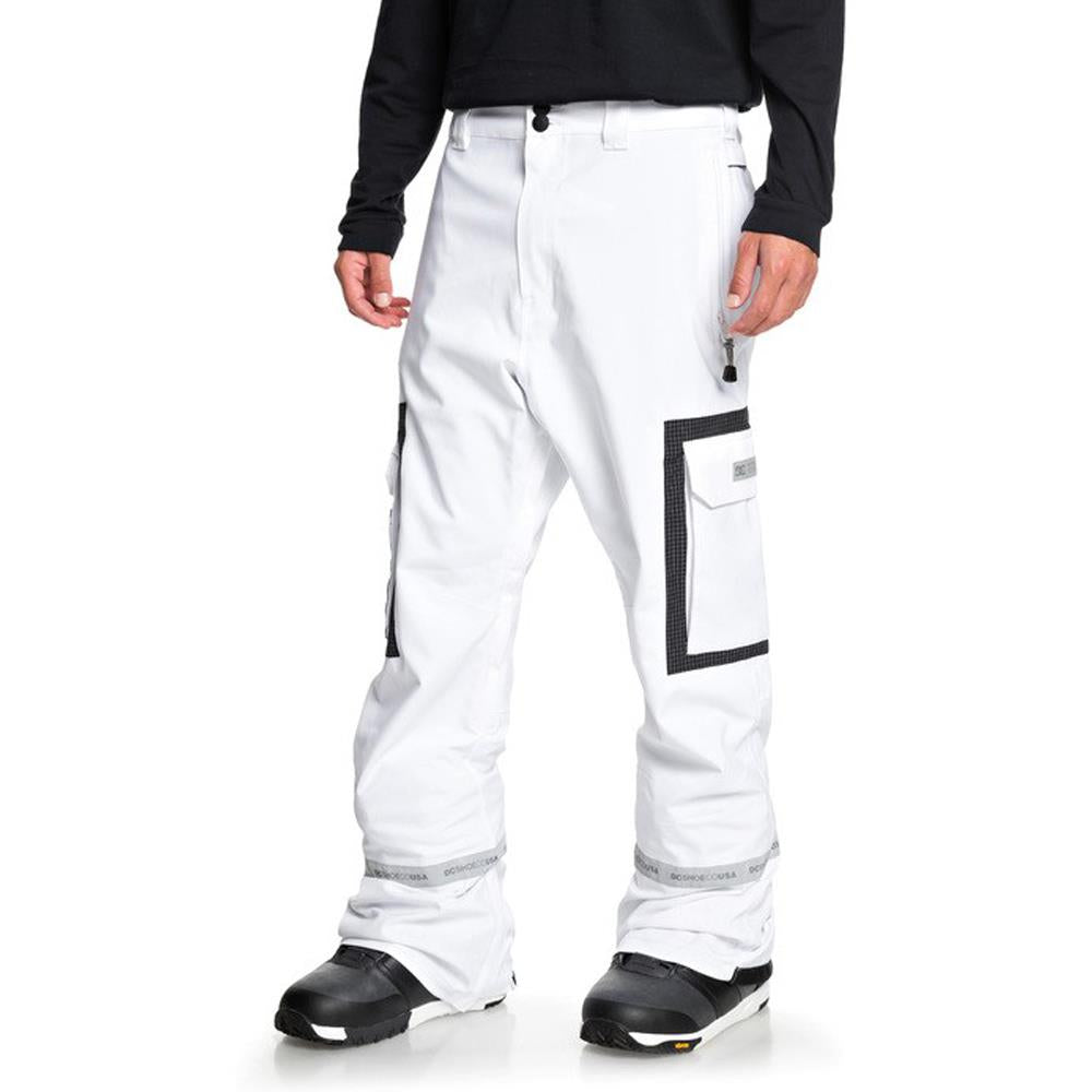 edytp03043-wbb0 DC Revival Snow Pants white side1 view