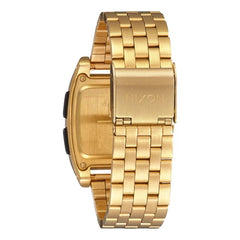 A1107-502-00, All Gold, Nixon, The Base, Mens Watches, Metal Band Watches, Winter 2019