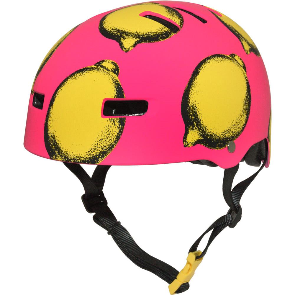 BE-8050858, LEMON PINK, KRASH, YOUTH HELMET