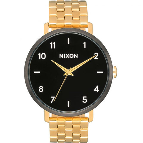 Nixon Arrow Womens Metal Watch