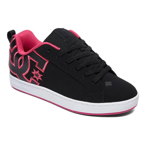 DC Court Graffik Womens Skate Shoes