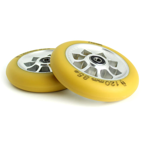 North Scooters Pentagon 85A Wheels