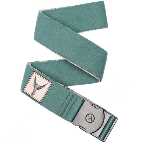 Dorado Green/Fish, Arcade Belt, fabric belts, A11300-49