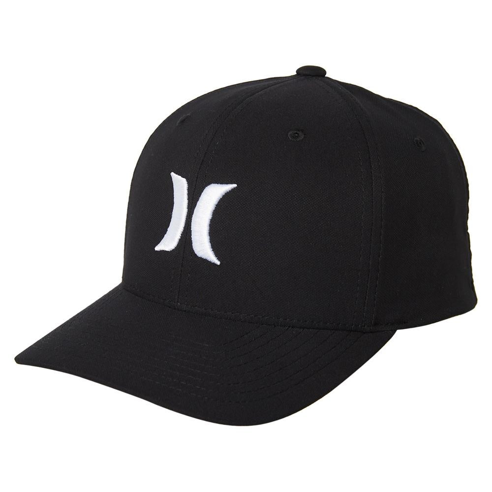 892025-037, black/white, hurley, Dri-Fit One and Only Hat, Mens Hats, Spring 2020