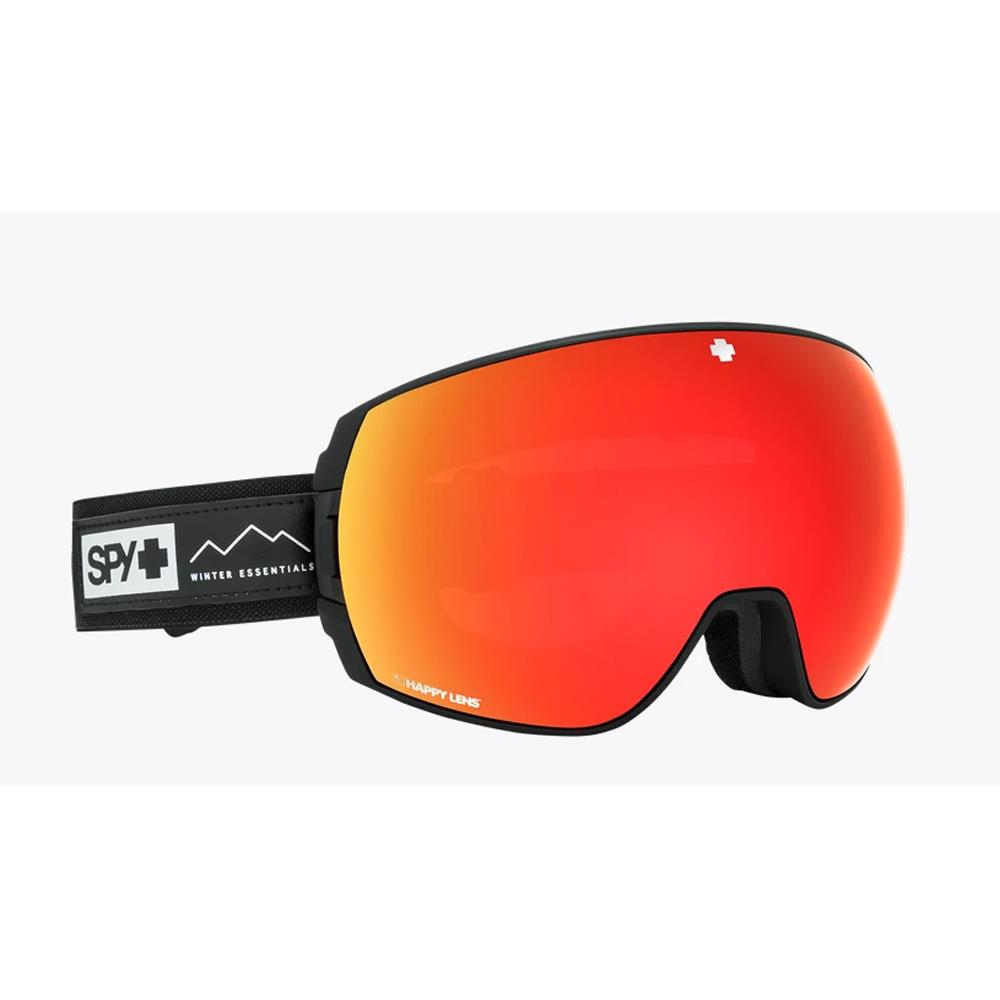 313483139460, legacy essentails black with red spectra, Spy, Goggles, Winter 2020