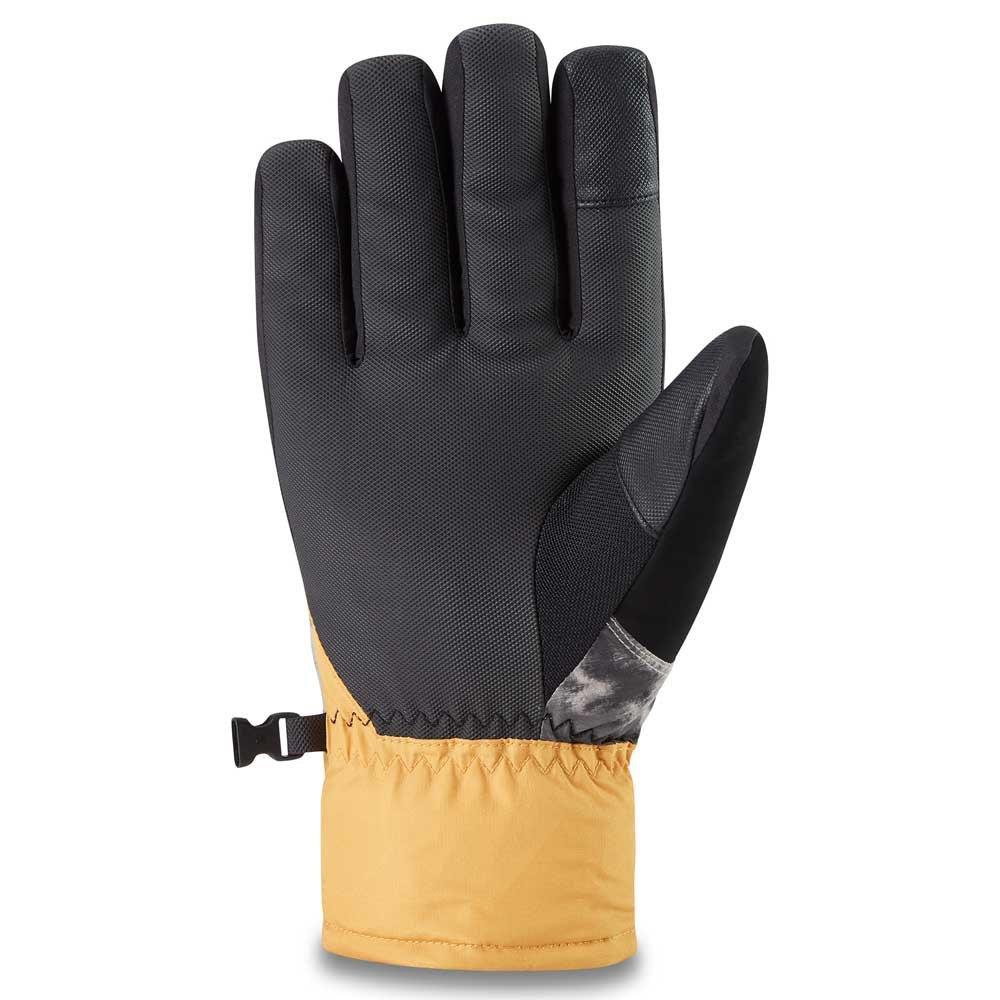 01100110-ashcroft Dakine Men's Bronco Gloves ashcroft back