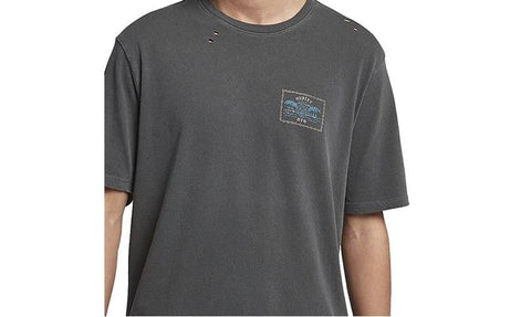 Hurley,Chained up destroy grind,Mens Tee, M,L, Back View