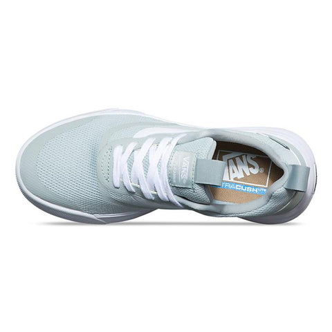 vans ultrarange rapidweld women top view womens skate shoes green
