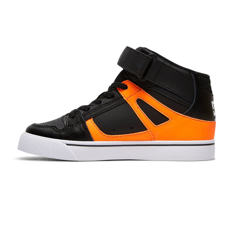 DC Pure SE EV Youth High Top Skate Shoes