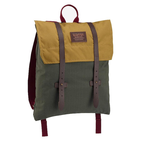 buirton taylor pack overall view school backpack military green 15293104332