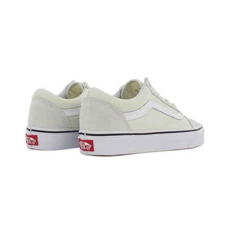 van old skool shoes back view womens skate shoes mint vn0a38g1q6l