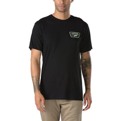 VANS FULL PATCH BACK SHORT SLEEVE T-SHIRT IN MENS T-SHIRTS SHORT SLEEVE - T-SHIRTS - MENS