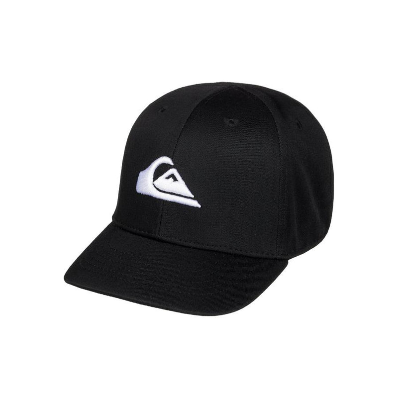 quicksilver decades snapback hat front view toddlers hat bacl aqiha0306-kvj0