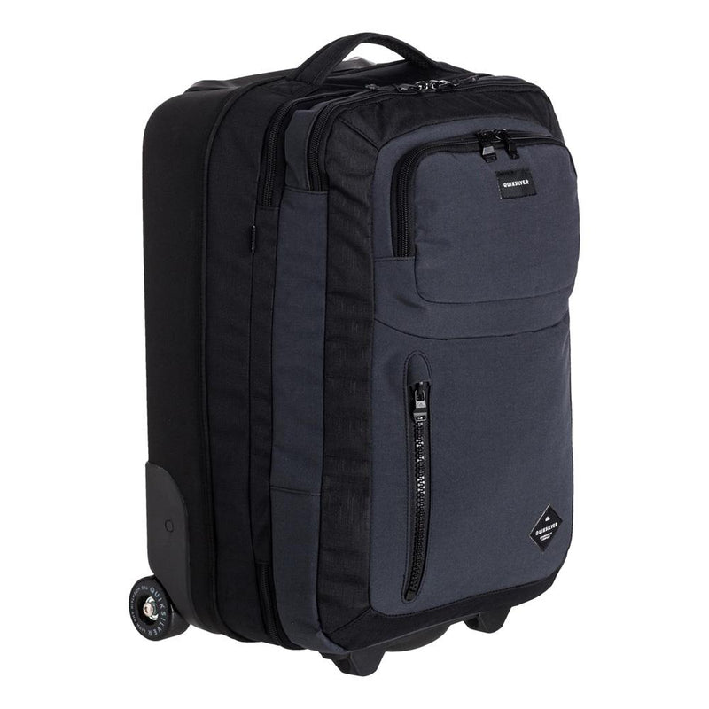quicksilver Horizon Luggage side view Duffle Bag black eqybl03075-kvjw