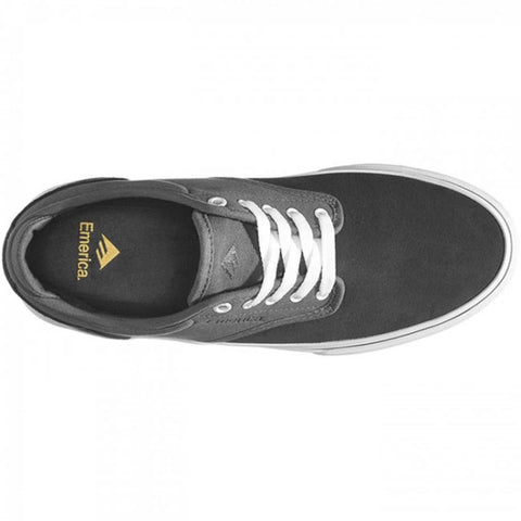 emerica Wino G6 Mens top view Mens Skate Shoes navy/brown 6101000104