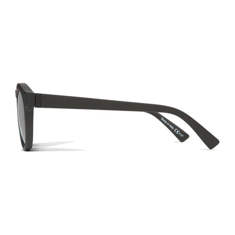 von zipper Ditty Polarized side view Mens Polarized Sunglasses grey polarized black smpfndit-psv